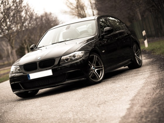 BMW E90LCI Performance Paket