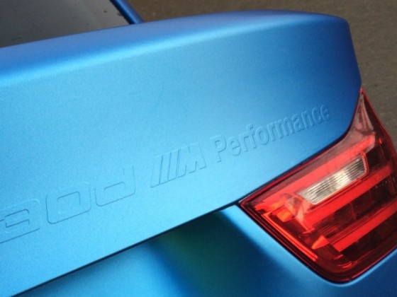 430d ///M Performence (F32 - 4er Coupe)