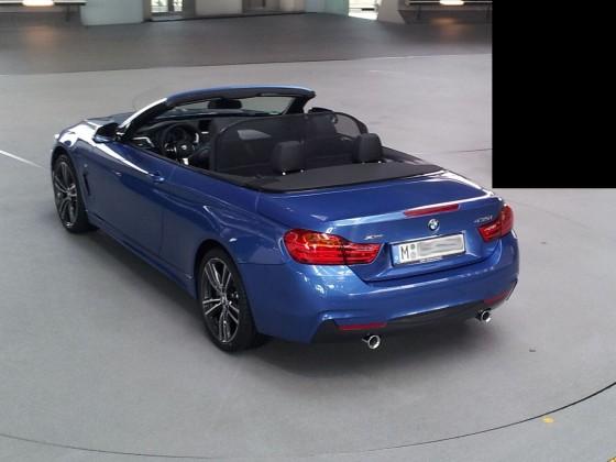 BMW 435i xDrive Cabrio (F33) 2015 bis ...