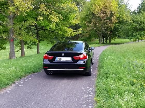BMW 420 D.GC