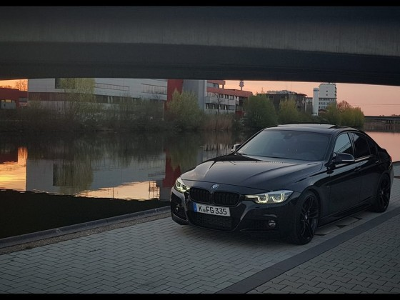 BMW F30 335i LCI Umbau