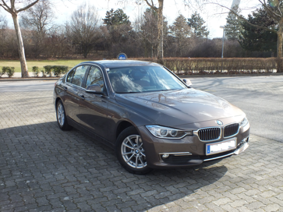 BMW 316d Luxury Line (F30 - Limousine)