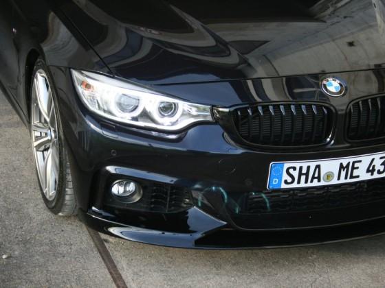 BMW 435i Gran Coupé (F36 - 4er Gran Coupe)