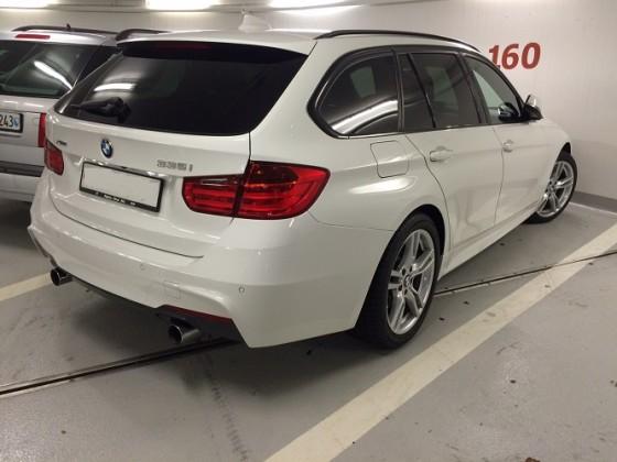 BMW 335i xDrive Touring (F31 - Touring)