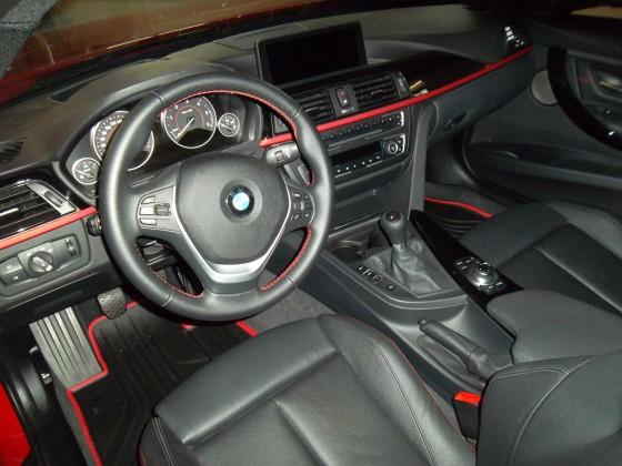 BMW F30 Bild 7
