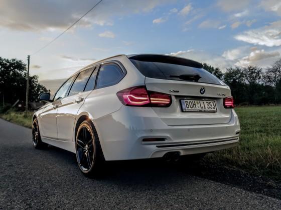 BMW F31 320dA xDrive Sport Line Shadow Edition