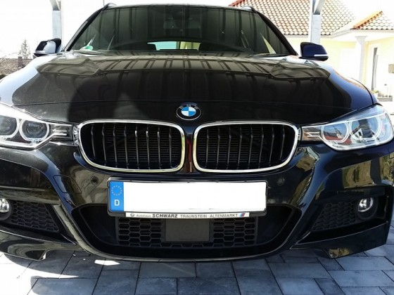 BMW 330d F31 (F31 - Touring)
