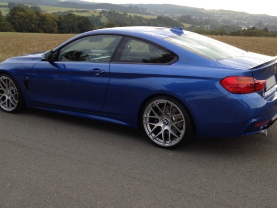 435i Performance + Individual (F32 - 4er Coupe)