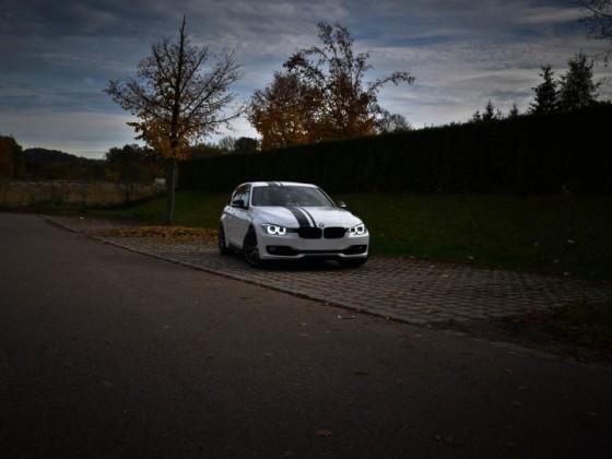 F31 320d Alpinweiss **Alles neu 05.10.13** (F31 - Touring)