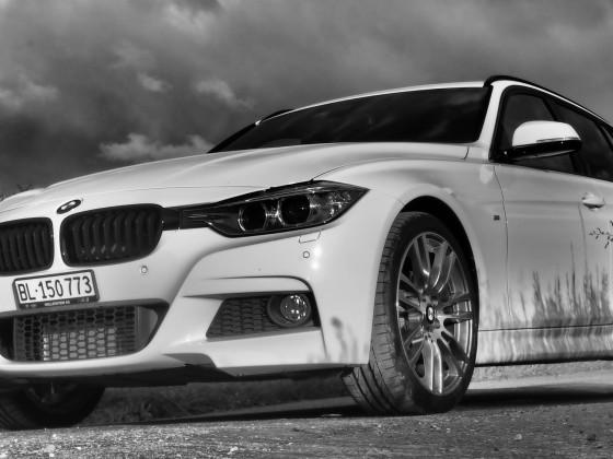 BMW F31 335i X Drive