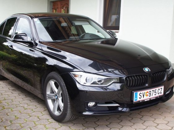 BMW 320i F30 (F30 - Limousine)