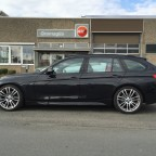 BMW 320d Performance Eibach Pro Kit