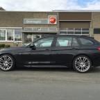 BMW 320d Performance Eibach Pro Kit