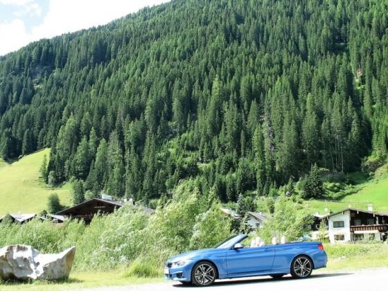 Mein Sommerspaß (F33 - 4er Cabrio)