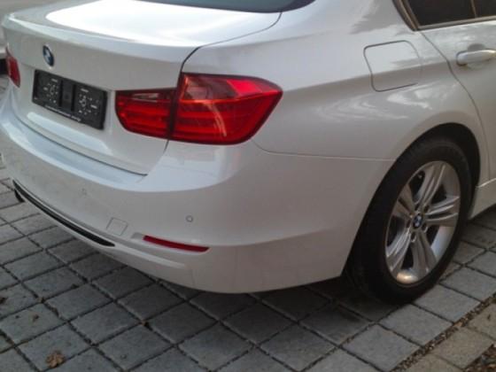 BMW F30 Alpinweiss III Sport Line (F30 - Limousine)