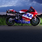 2004er Ducati 999S Fila