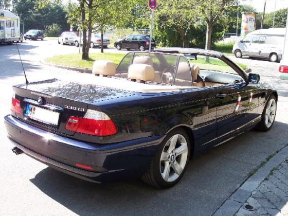 BMW 330 Ci Cabrio (E46) 2005 bis 2015