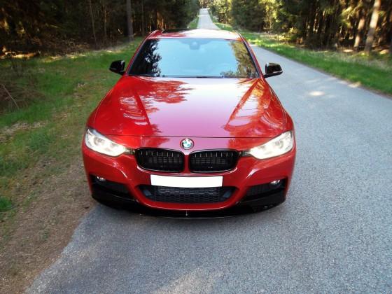 BMW F30 Bild 2