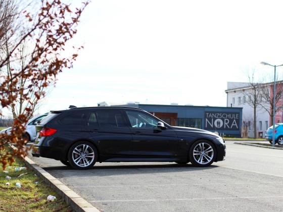 BMW F31 330d xDrive mit WR