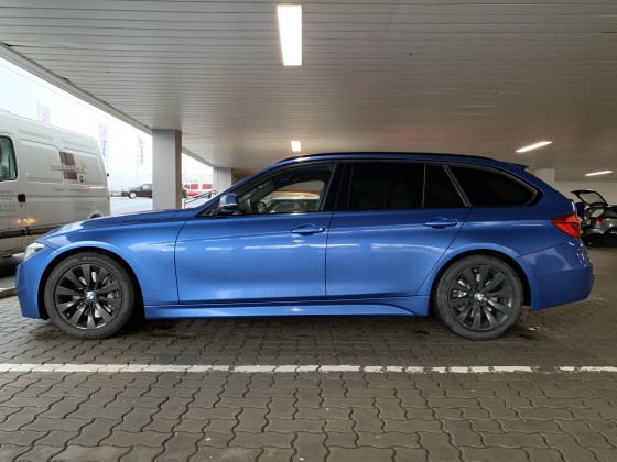 BMW F31 330xd Performance Eibach Pro Kit