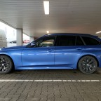 BMW F31 330xd Performance Eibach Pro Kit