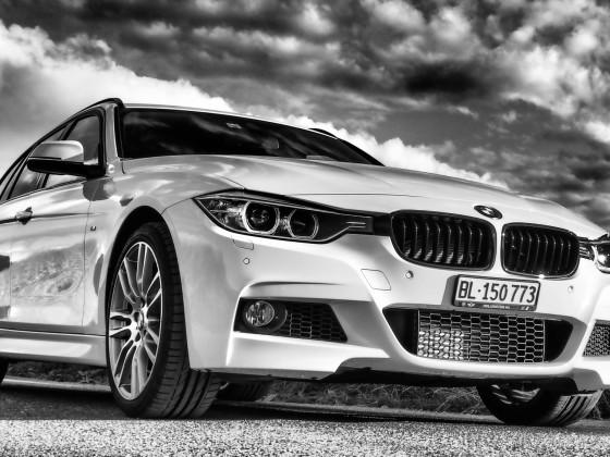 BMW F31 V Drive