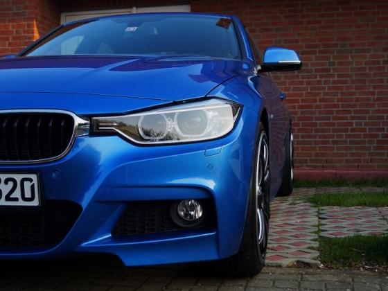 BMW 320d M-Performance (F30 - Limousine)