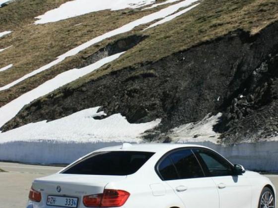 Schneekönigin (F30 - Limousine)