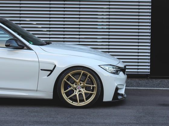 BMW M3 R101 LW Brushed Gold 3.2