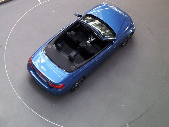BMW 435i xDrive Cabrio (F33) 2015 bis 2018