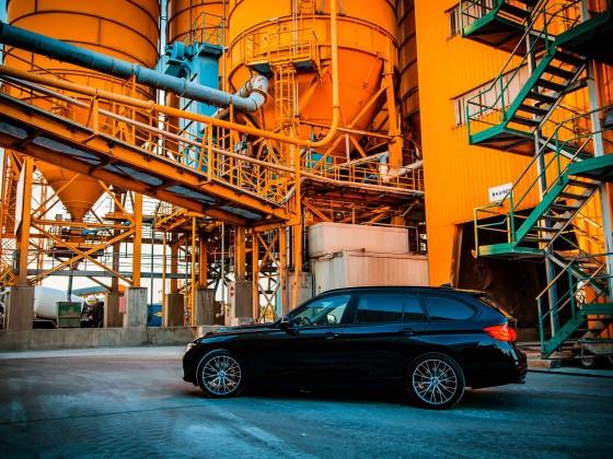 BMW F31 MAK München 8x18