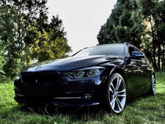 Mein BMW F31 320D Sport Touring.