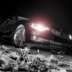 BMW F31 320d Black and White