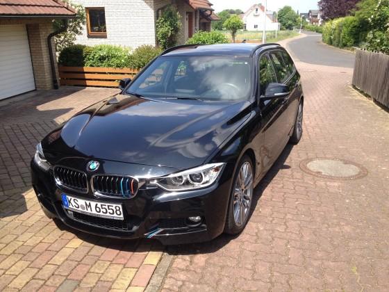 BMW schräg vornek