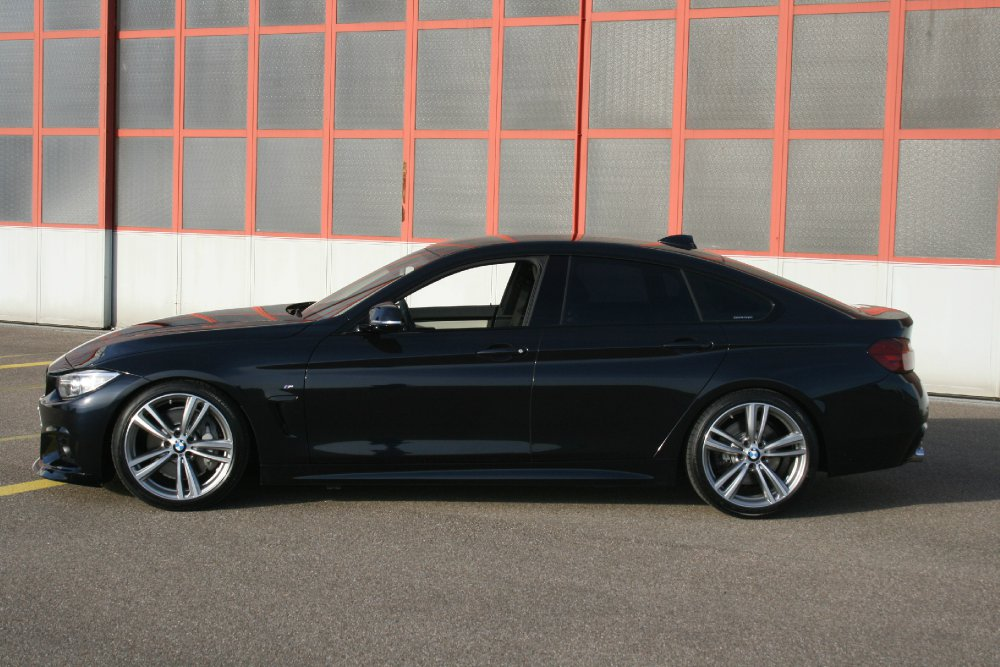 Bmw 435i gran coup f36 4er gran coupe galerie bmw for Bmw 4er gran coupe m paket