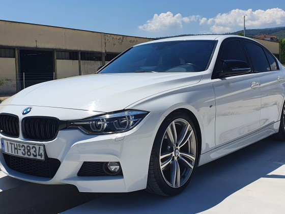 BMW F30 318 M PACKET