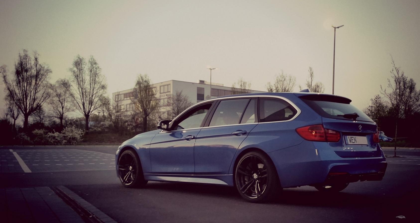 BMW F31 330d M437 9 und 10x19
