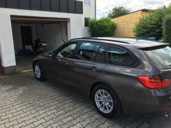 mein erster Touring (F31 - Touring)