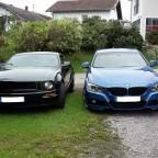 """unser F31 und der """"Sommerersatz"""" für die blauen"""