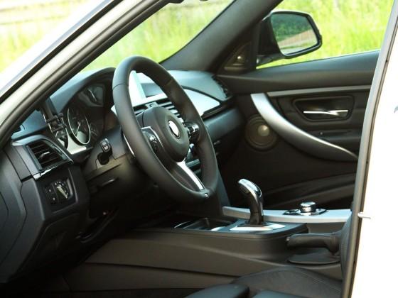 Mein BMW F31 330d xDrive Touring mit M-Paket, EZ 06/2013