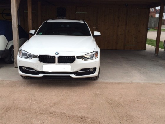 The White Pearl (F31 - Touring)