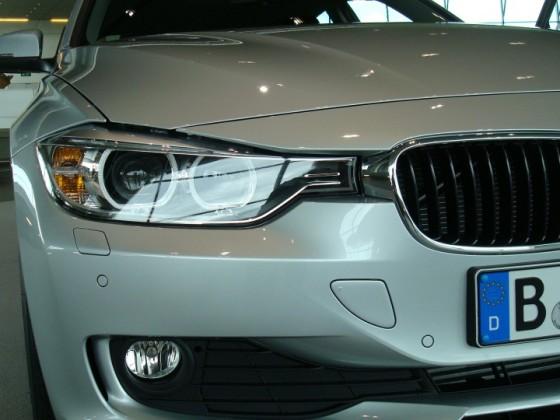 BMW 320dA F30 (F30 - Limousine)