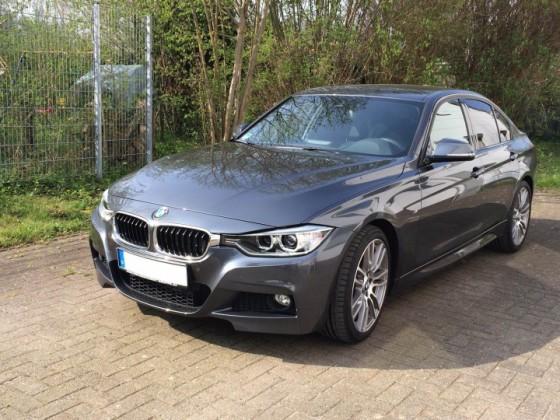 BMW 320D F30 (F30 - Limousine)