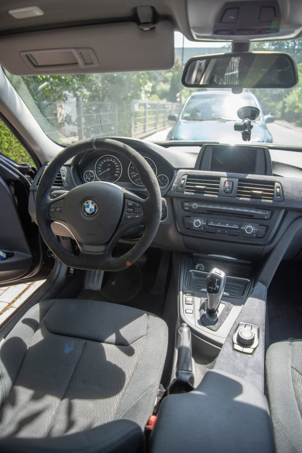 BMW f30 335i Innenraum Alcantara Everywhere x)