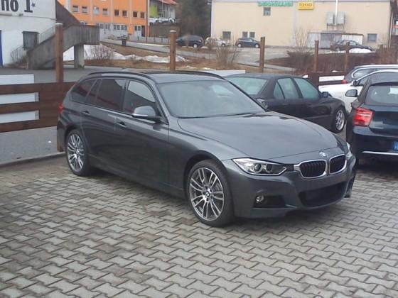BMW 328i xdrive (F31 - Touring)