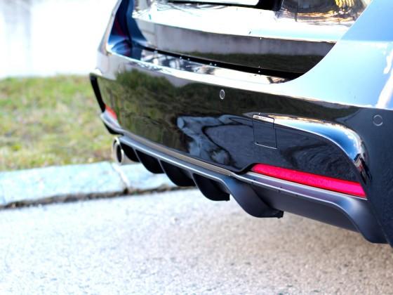 BMW F31 Diffusor