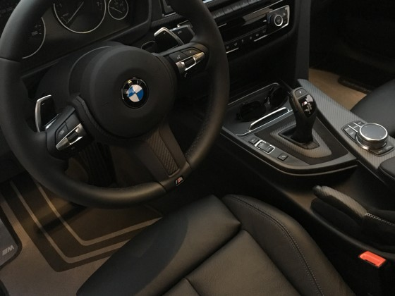 M Performance Interieur