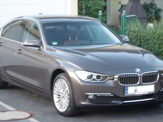 BMW 320 D (F30 - Limousine)
