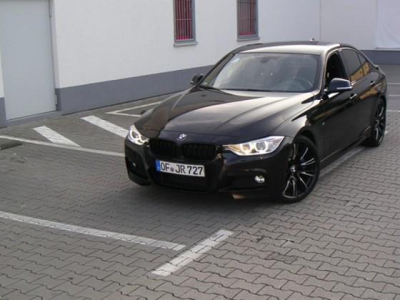 BMW F30 330d (F30 - Limousine)