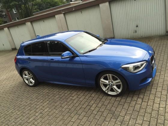 BMW 120d Ex-Fahrzeug (Fremdfahrzeuge)